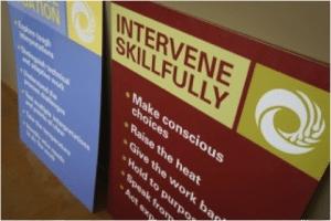 Intervene Skillfully