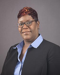 Tyrena Judie | Director of Finance