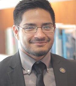 Julian Montes | Front Desk/Event Assistant