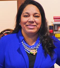 Claudia Amaro | Field Team
