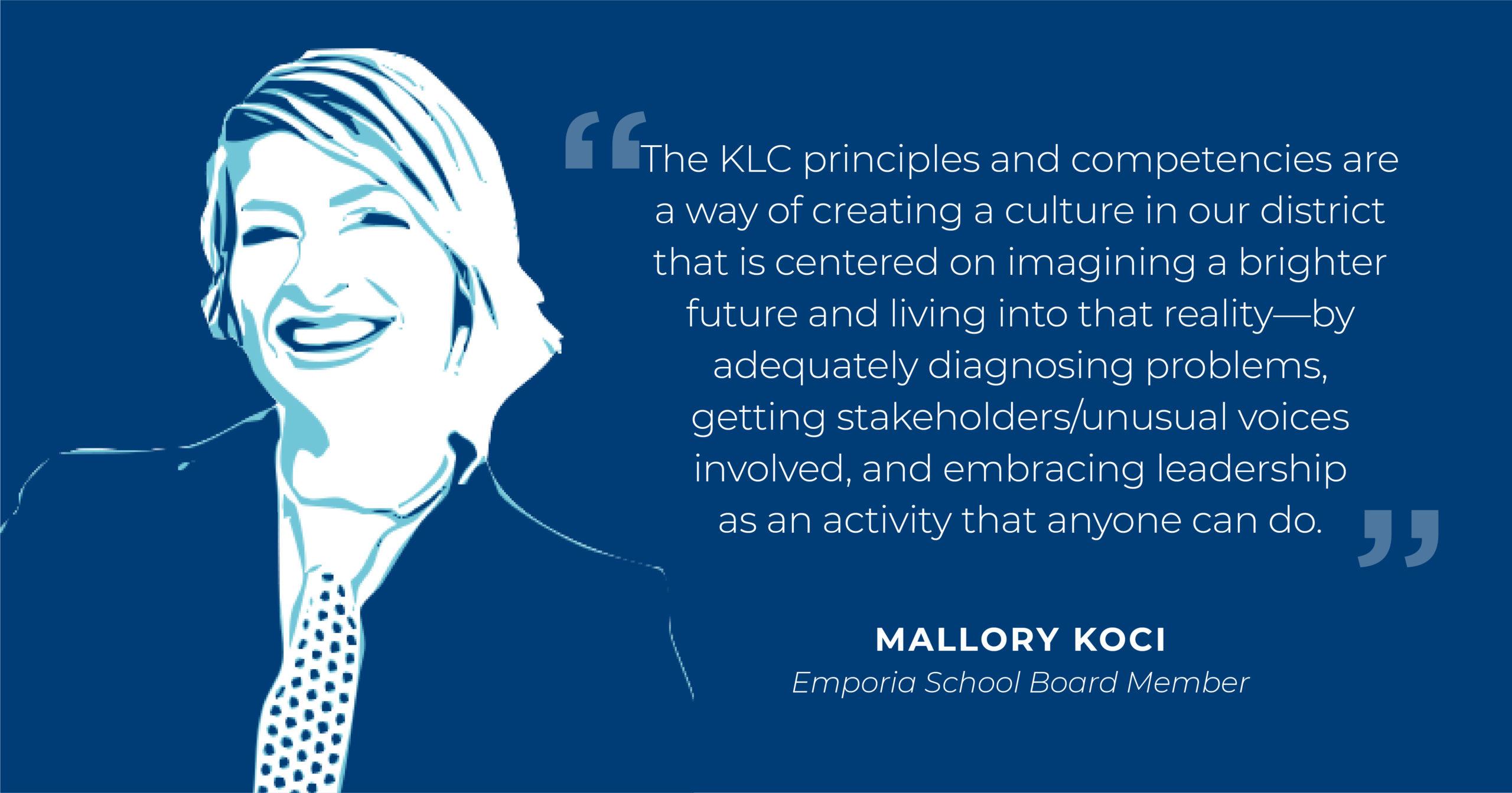 Mallory Koci social testimonials