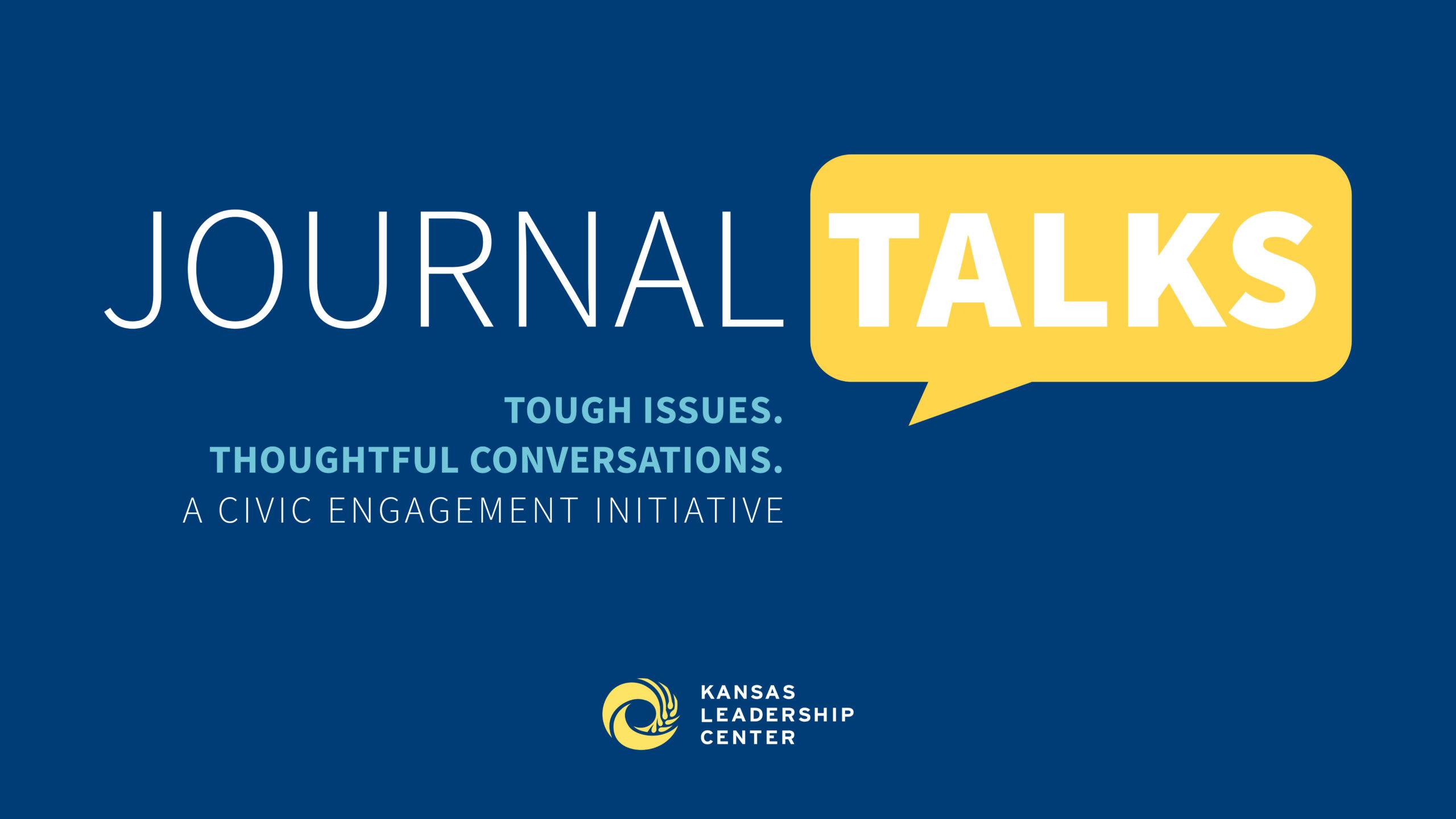 Journal Talks