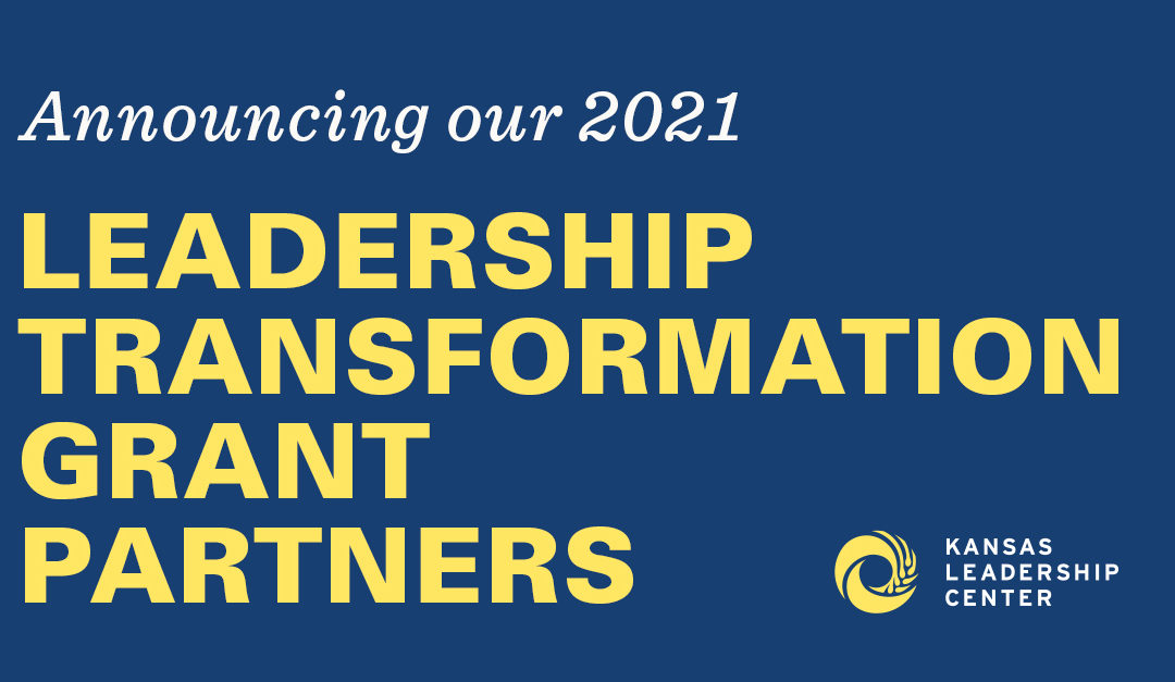 Announcing Recipients of 2021 Leadership Transformation Grants