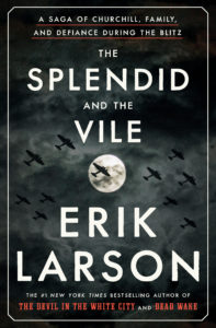 Splendid and the Vile Book Jacket