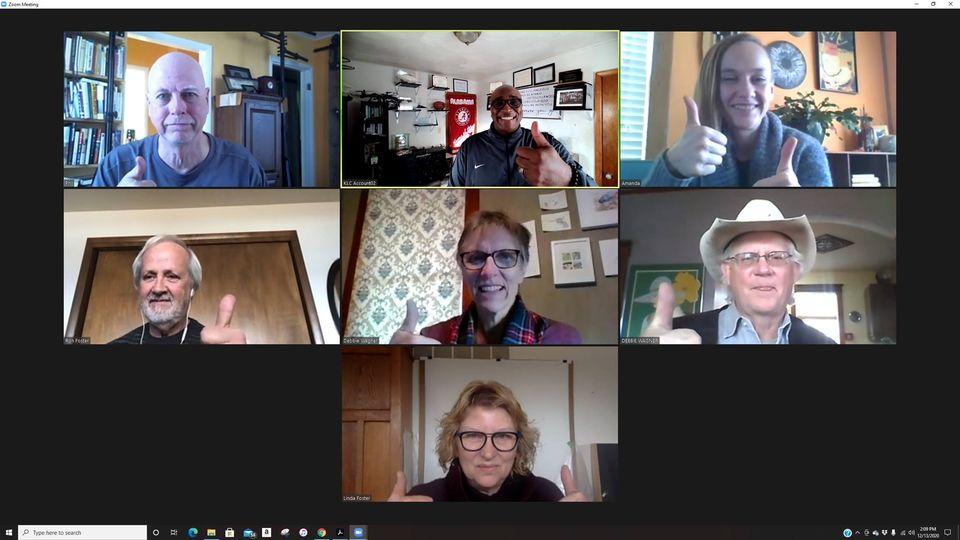Bennington zoom meeting