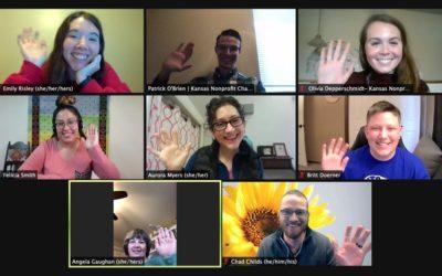 Daily Update: Team promotes positivity when having tough conversations surrounding healthy behaviors